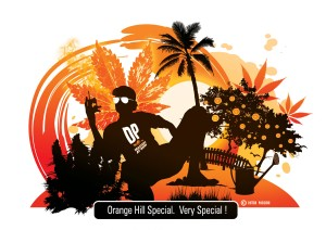 Orange Hill Special Dutch Passion, Dutch Seeds