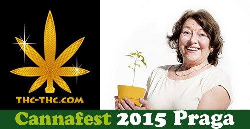 CannaFest 2015 Praga   Relacja Sklepu THC THC, Dutch Seeds