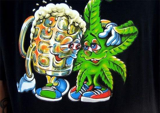 Palacze marihuany 5 razy bardziej narażeni na rozwój problemów z alkoholem, Dutch Seeds