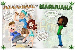 10 powodów, dlaczego marihuana jest bezpieczniejsza od alkoholu – część 2, Dutch Seeds