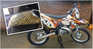 Ogłoszenie online: mężczyzna chciał zapłacić za motocykl 250 gramami zioła, Dutch Seeds