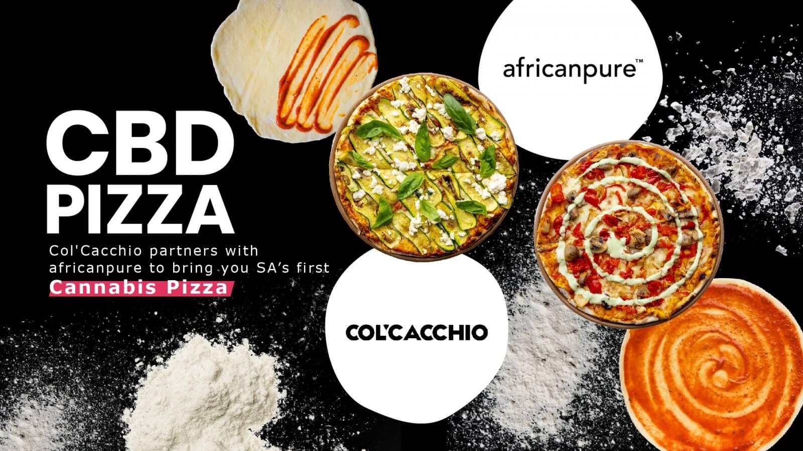 Sieć Restauracji w Południowej Afryce Oferuje Cannbisową Pizzę, Dutch Seeds