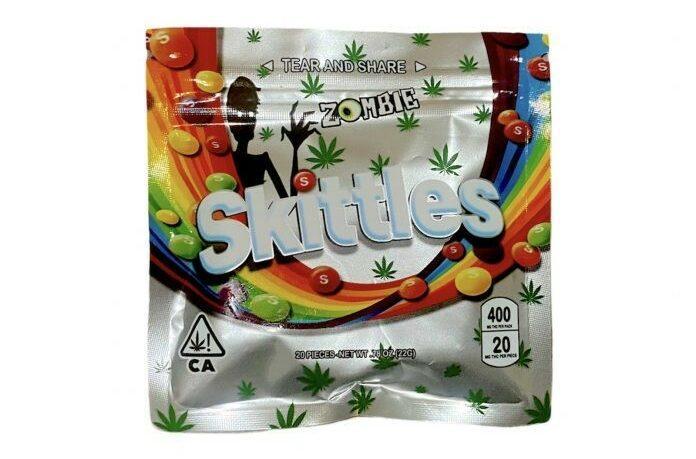 Skittlesy z THC: Afera Wokół Sfałszowanych Cukierków w USA, Dutch Seeds